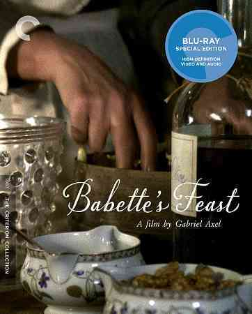 BABETTE'S FEAST BY AUDRAN,STEPHANE (Blu-Ray)